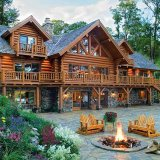 Colorado Log Home