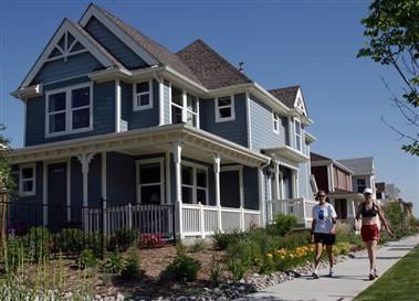 Stapleton homes denver home review for Stapleton builders