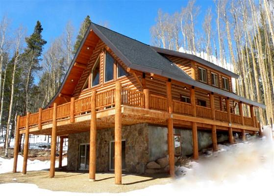 1330 Empire Valley Drive Leadville Colorado Homes Amp Real